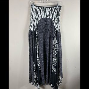 Free people women's skirt size M maxi